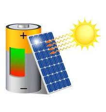 Batteri energilagring