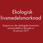 Ekoweb.nu rapport